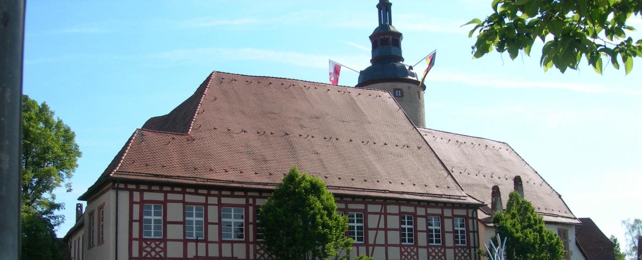 Kurmainzisches Schloss in Tauberbischofsheim (Foto WEISSER RING/Eble)